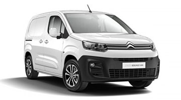 Citroën Berlingo Financial Lease