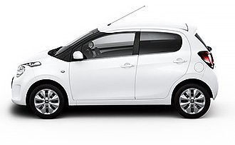 Citroën C1 Feel wit