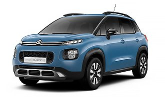Citroën C3 Aircross Breathing Blue