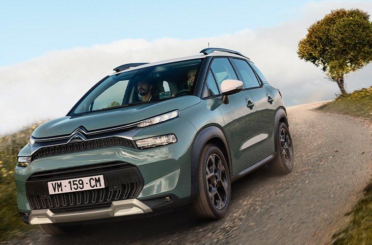 Citroën C3 Aircross kopen