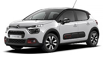 Citroën C3 C-Series Polar White