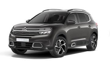 Citroën-C5-Aircross-Feel Platinum grey