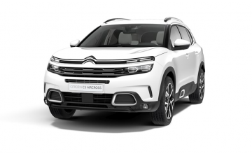 Citroën C5 Aircross Shine