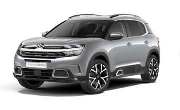Citroën-C5-Aircross-Shine-Steel-Grey