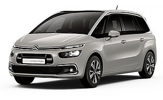 Citroen Grand C4 Spacetourer Feel Sable