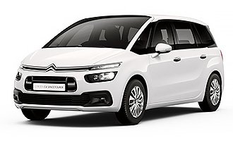 Citroen Grand C4 Spacetourer Start