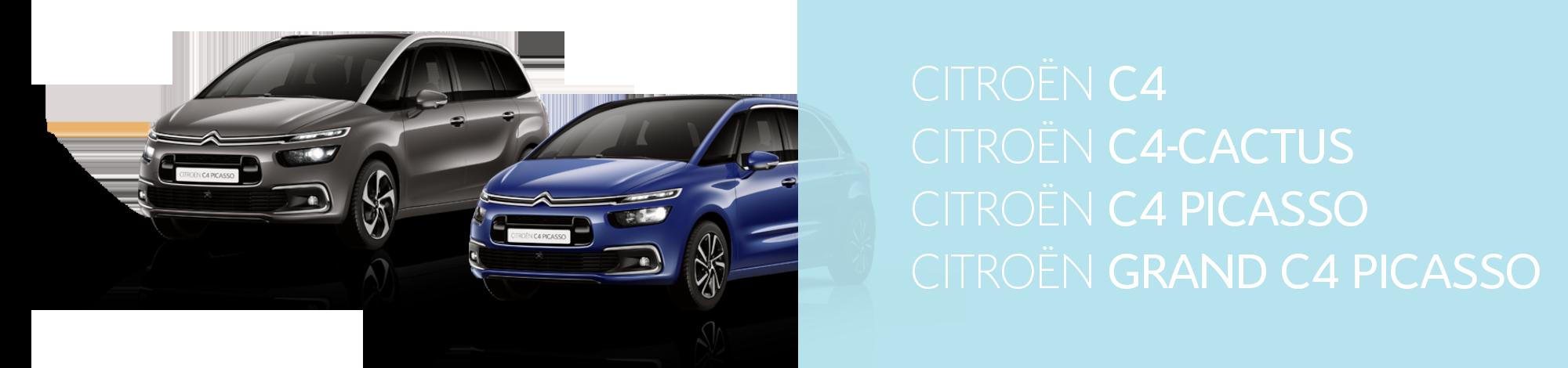 Citroën C4 Actie