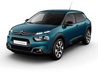Citroën Nieuwe C4 Cactus