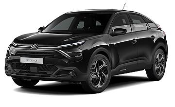 Citroën-C4-Feel-Edition Obsidian Black