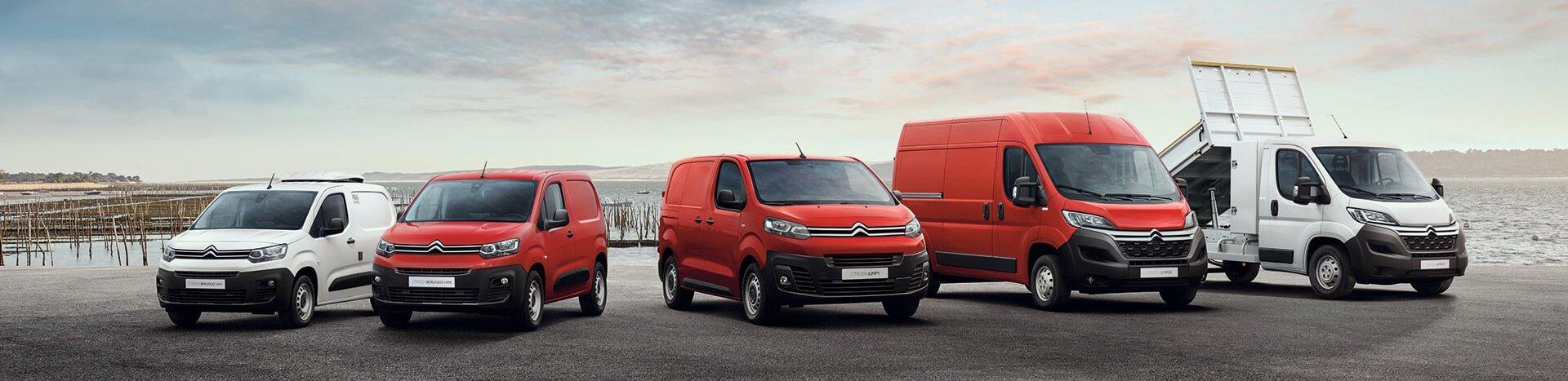Citroën-Bedrijfswagens